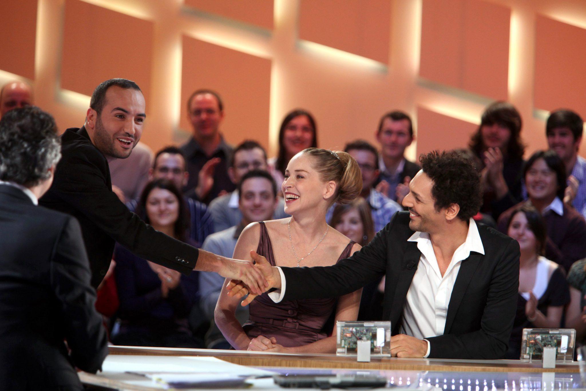 Michel Denisot, Kamel le magicien, Sharon Stone, Tomer Sisley